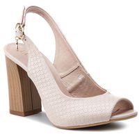 Sandały LASOCKI - 2593-1 Beżowy