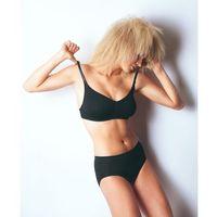 Biustonosz Hanna Style 06-20 A(70/75), czarny/nero, Hanna Style