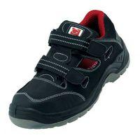 Sandały robocze czarne Galmag ART. 611 S1 SRC 44, kolor czarny