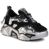 Sneakersy - ff274a527a black/silver marki Big star