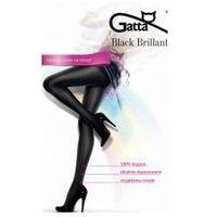 Rajstopy błyszczące black brillant marki Gatta