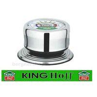 Kinghoff Uniwersalna gałka + termometr do pokrywek garnków