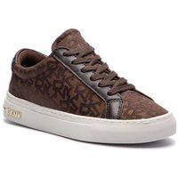 Sneakersy DKNY - Court K2047881 Brown, w 7 rozmiarach