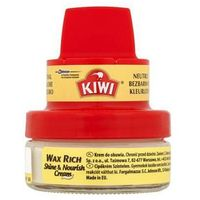 Kiwi 50ml shine and nourish krem do obuwia bezbarwny