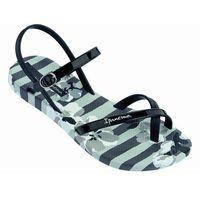 Sandały ipanema fashion sand v 82291-21869 szary/czarny 35-36, Rider-ipanema