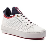 Sneakersy MICHAEL MICHAEL KORS - Ace Lace Up 43S9ACFS1L Opt/Admiral, kolor biały