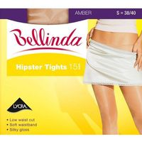 1 rajstopy biodrówki 15 den be225003 t-band, Bellinda