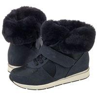 Sneakersy Big Star Granatowe Y274272A (BI101-b)