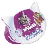 dentabits chrupki czyszczące zęby dla kota marki Whiskas