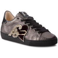 Sneakersy - 6-100321 antrazit 6200 marki HÖgl