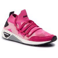 Sneakersy - s-kb sl w y01928 p2166 h7197 pink carnation/carmi marki Diesel