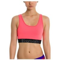 podkoszulka BENCH - Bralette Neon Bright Pink As Swatch (PK11423) rozmiar: S