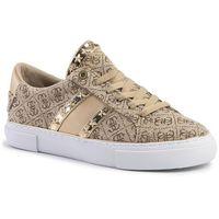 Sneakersy GUESS - Grayzin2 FL5GZ2 FAL12 BEIGE/BROWN