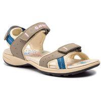 Sandały HI-TEC - Wayena Wo's AVS-SS19-HT-01-Q2 Sand/Smoke Blue/Pink, w 6 rozmiarach
