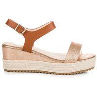 Sandały espadryle na koturnie marki Buty seastar