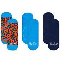 - stopki leopard (3-pak), Happy socks