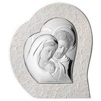 Obraz w białej ramie Święta Rodzina - (VL#81055)
