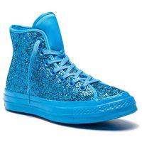 Sneakersy - chuck 70 hi 162473c blue hero/blue her, Converse, 36-40