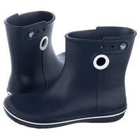 Kalosze jaunt shorty boot w navy 15769-410 (cr81-b), Crocs