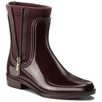 Kalosze TOMMY HILFIGER - Odette 12R FW0FW01265 Decadent Chocolate 295