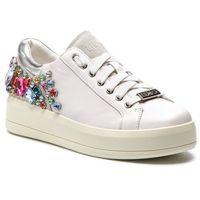 Sneakersy - kim 8 b19017 px026 white 01111, Liu jo