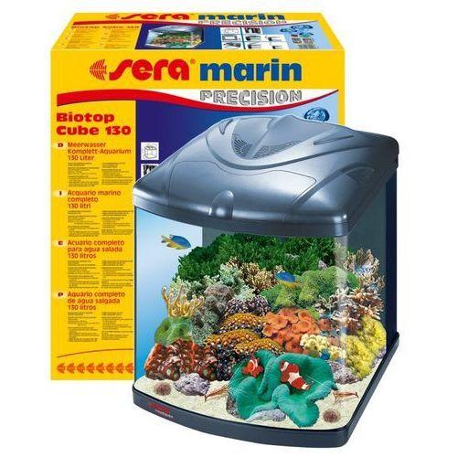 Sera marin biotop cube 130 - zestaw akwarium morskie