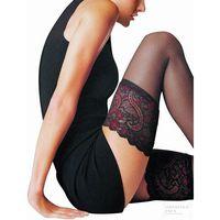 Pończochy Le Bourget Top Essentiel 15 DEN, kolor czarny