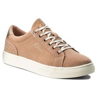 Sneakersy S.OLIVER - 5-23620-20 Old Rose 512, kolor różowy