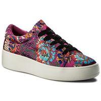 Sneakersy STEVE MADDEN - Brody Sneaker 91000831-07074-09041 Magenta