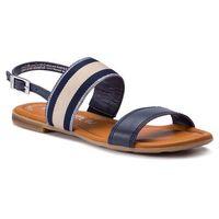 Sandały S.OLIVER - 5-28111-22 Navy 805, kolor niebieski