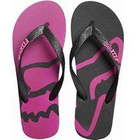 Japonki - beached flip flops black (001) rozmiar: 9 marki Fox