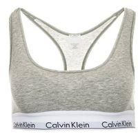 Calvin Klein Underwear MODERN COTTON Biustonosz bustier grey heather, bawełna