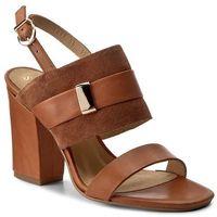 Sandały SERGIO BARDI - Therese FS127237617AF 604, kolor brązowy