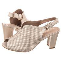 Sandały złote sk812-23p (sl231-a) marki Sergio leone