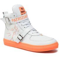Sneakersy PATRIZIA PEPE - 2V8990/A3KW-F1Z4 White/Fluo
