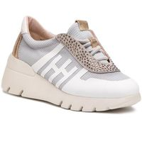 Sneakersy HISPANITAS - Ruth HV98620 Perla, kolor szary