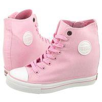 Sneakersy Big Star Różowe W274661 (BI52-c)