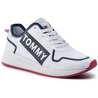 Sneakersy TOMMY JEANS - Technical Flexi Sneaker EN0EN00587 RWB 020, w 6 rozmiarach