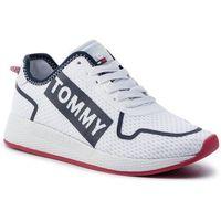 Sneakersy TOMMY JEANS - Technical Flexi Sneaker EN0EN00587 RWB 020, w 7 rozmiarach