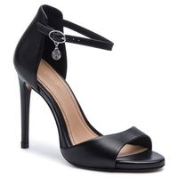 Sandały KAZAR - Lazurite 37813-01-00 Black