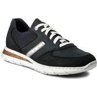 Sneakersy - m5720-14 blau combi marki Rieker