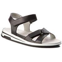 Sandały CAPRICE - 9-28610-20 Black Nappa 022, w 8 rozmiarach