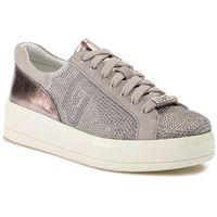Sneakersy - kim 07 b19015 tx011 light grey s1003 marki Liu jo