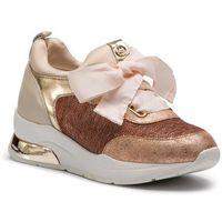 Liu jo Sneakersy - karlie 06 b19001 ex006 rose gold a7771