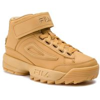 Fila Sneakersy - d2 disruptor clay mid wmn 1010534.edu chipmung