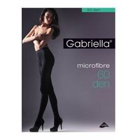 Gabriella rajstopy 162 plus mf 60 den cappucino, GABRAMIC60#CAP#6