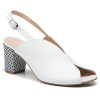 Sandały BALDACCINI - 1073500 Białe Lico/Czarny S, w 2 rozmiarach