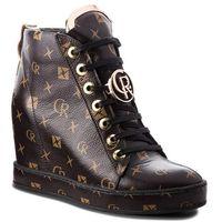 Sneakersy - b4462 l98-j16-000-861 marki Carinii