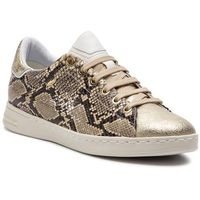 Sneakersy GEOX - D Jaysen A D621BA 041VI C0176 Sand/Gold