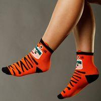Skarpety damskie orange lion (jp6151) marki Supa! sox!